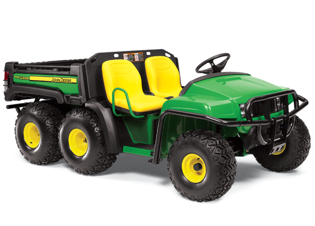 john deere traditional utility vehicles