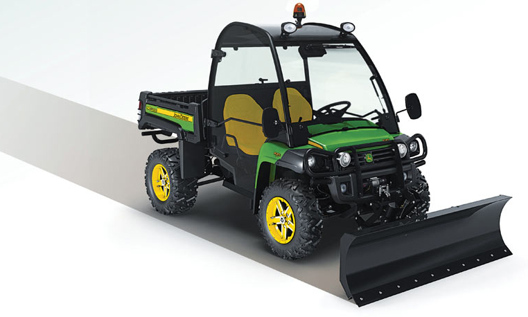john deere gator attachments