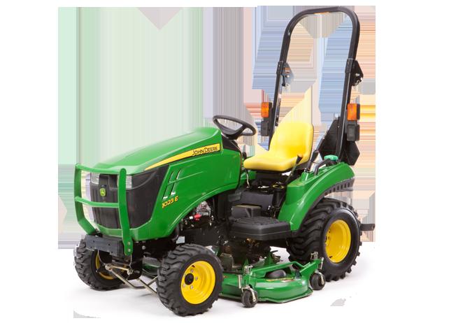 Sub-Compact Utility Tractors   1023E Tractor   John Deere US