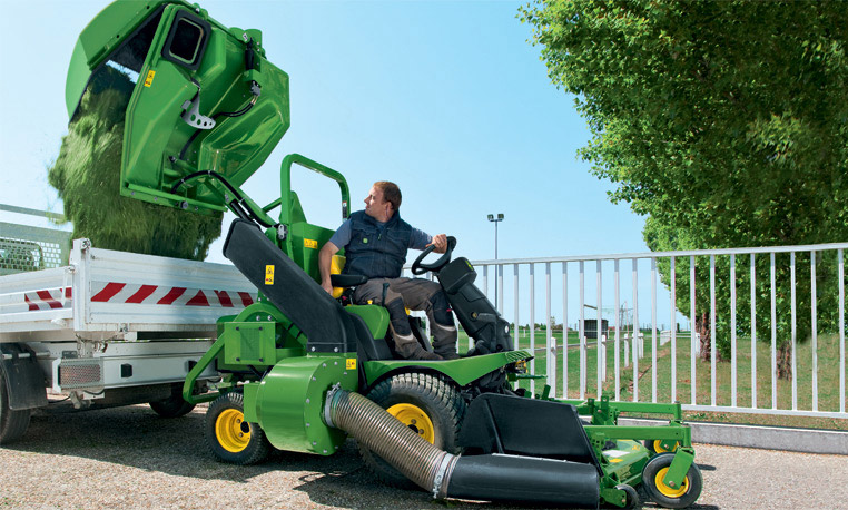 john deere commercial mowing attachments