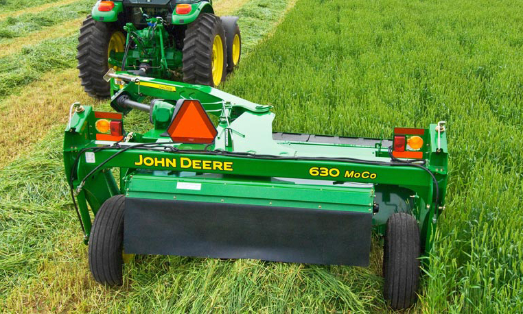 John Deere Mower-Conditioners JohnDeere.com