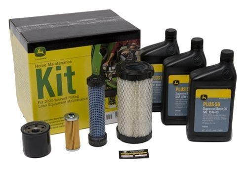 John Deere Home Maintenance Service Kit LG260 Gator XUV 850D XUV 855D ...