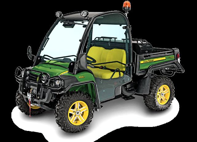 Home / New Equipment / Gator & Utility Vehicles / John Deere Utility ...