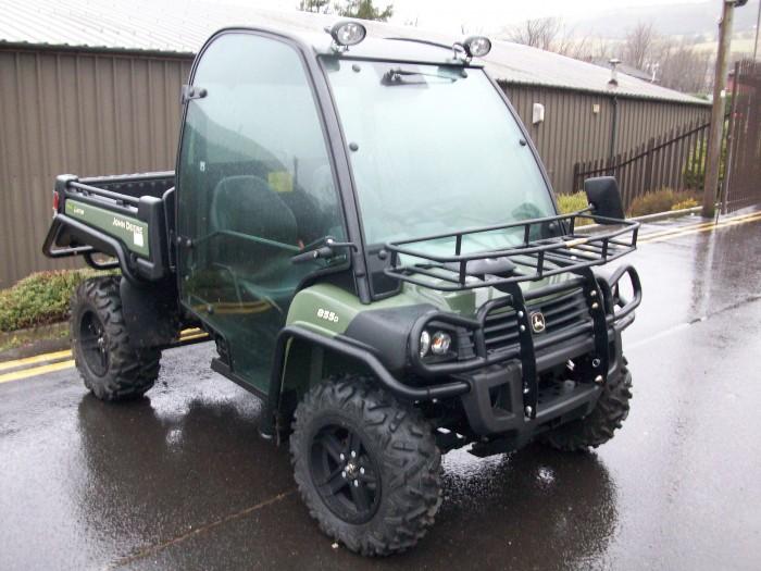 Home / Used Equipment / Utility Vehicles / John Deere XUV 855D Gator