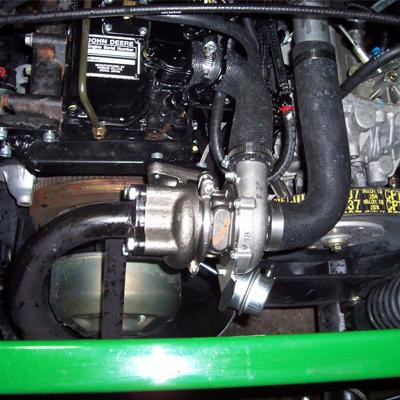 Diesel Turbo Performance Kit For John Deere Diesel 855D XUV Gators