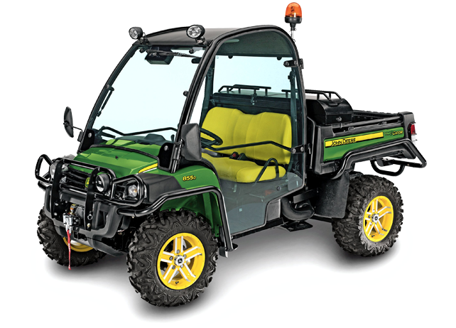 Home / New Equipment / Gator & Utility Vehicles / John Deere Utility ...
