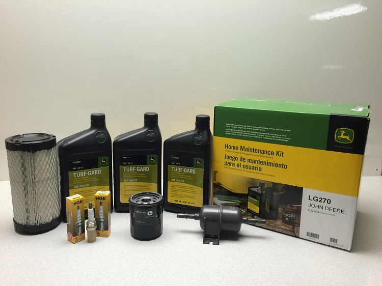 John Deere Home Maintenance Kit For XUV 825i and 825i S4