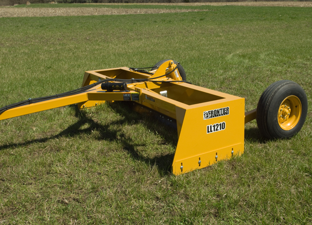 John Deere Lp1184 3-point Land Plane | John Deere Landscape